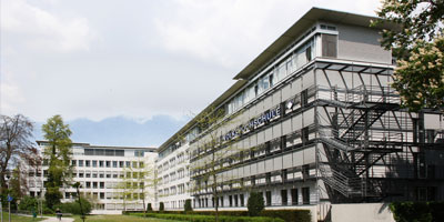 Bürogebäude Forsterpark Augsburg