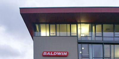 Büro- und Produktionsgebäude Baldwin Germany Augsburg
