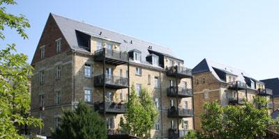 Neues Proviantbach Quartier Augsburg