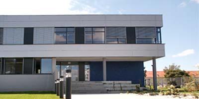 Neubau Büro- und Laborgebäude Augsburg