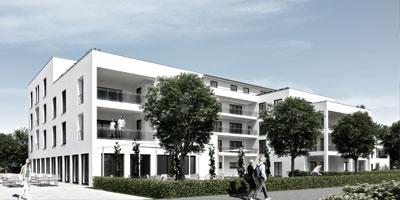 Betreutes Wohnen Himmelweiher 4 Augsburg