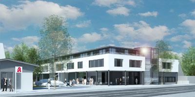 Wohn- und Geschäftshaus Grafrath